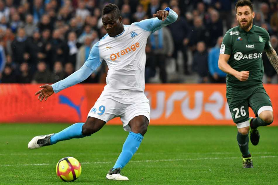 Mario Balotelli Targets Marseille Stay Ligue