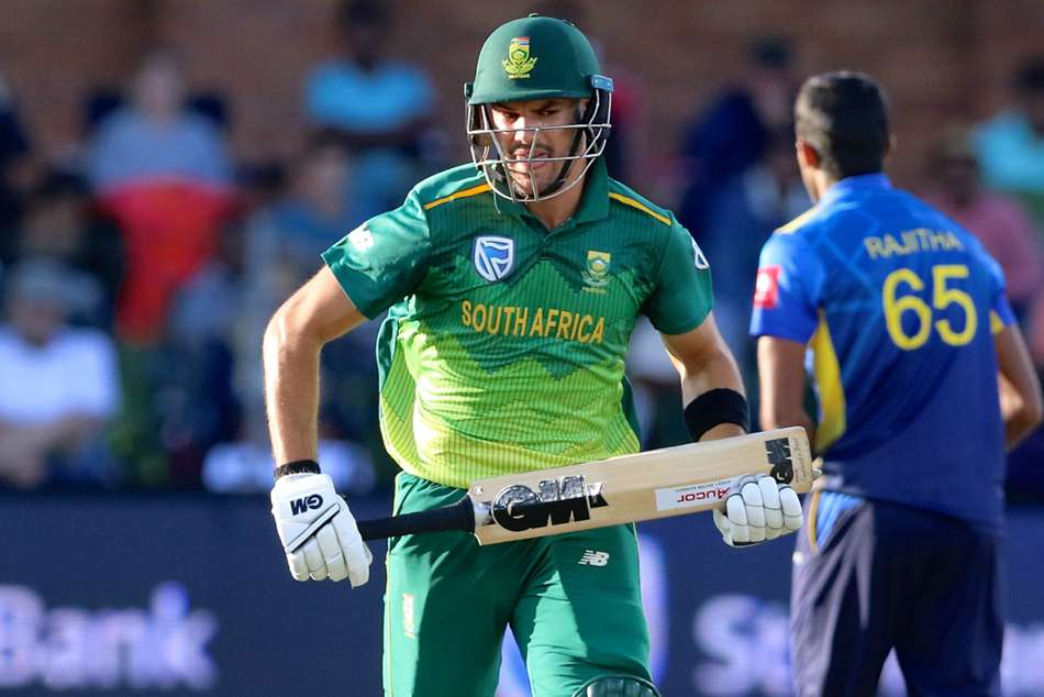 South Africa batsman Aiden Markram scored his career-best unbeaten 67
