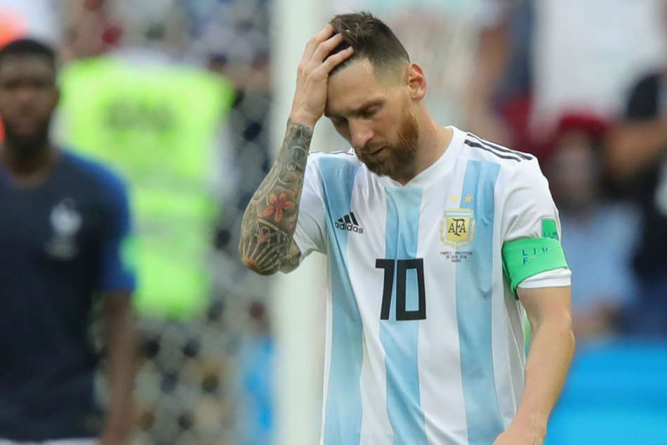 Lionel Messi News Menotti Worried About Tired Star