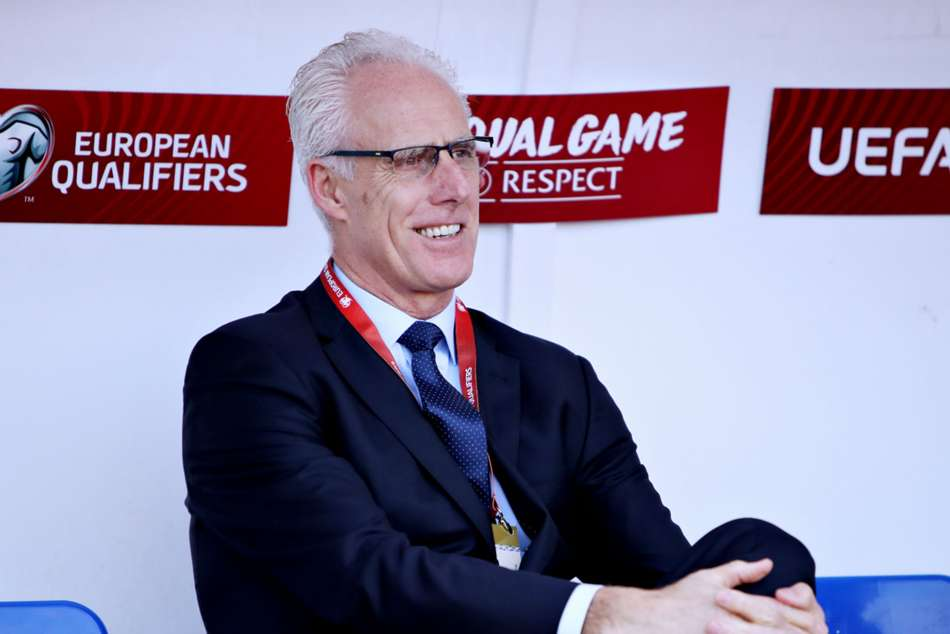 Gibraltar Republic Of Ireland Euro 2020 Qualifier Match Report Mick Mccarthy