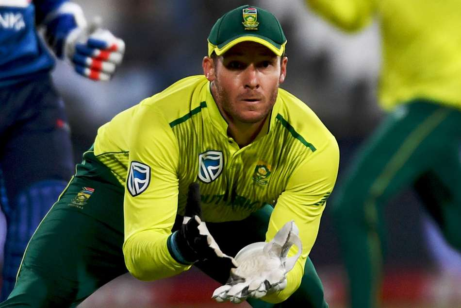 South Africa Sri Lanka Super Over T20 Miller Wicketkeeper