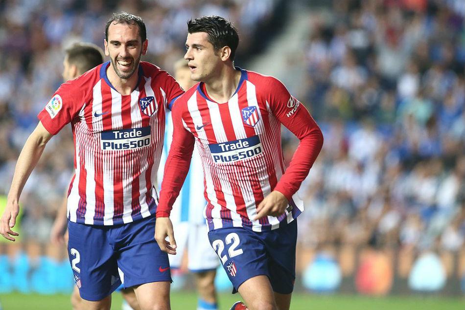Morata Keeps Atletico S Slim La Liga Title Hopes Alive