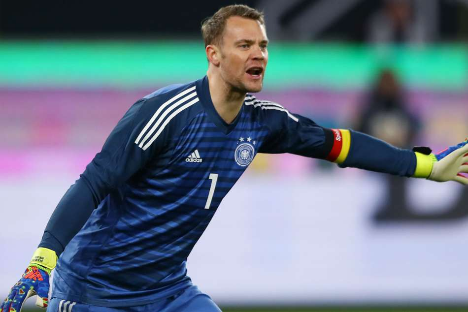 Joachim Low Manuel Neuer Euro 2020 Qualification Marc Andre Ter Stegen