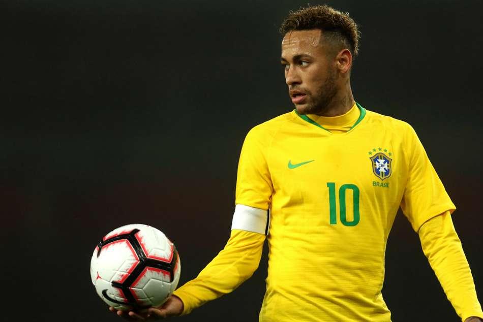 Neymar Missed Brazil Richarlison