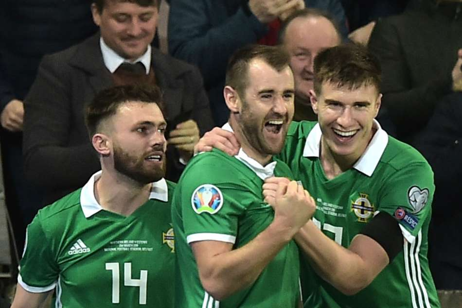Northern Ireland Estonoia Euro 2020 Qualifiers