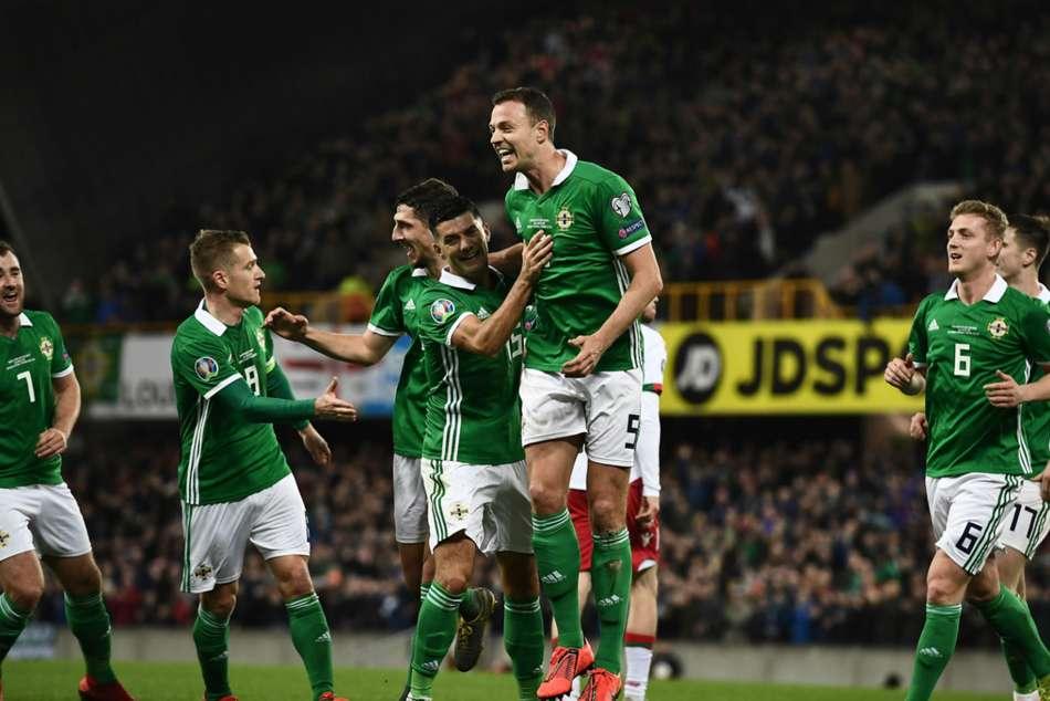 Northern Ireland Belarus Euro 2020 Qualifying Group C