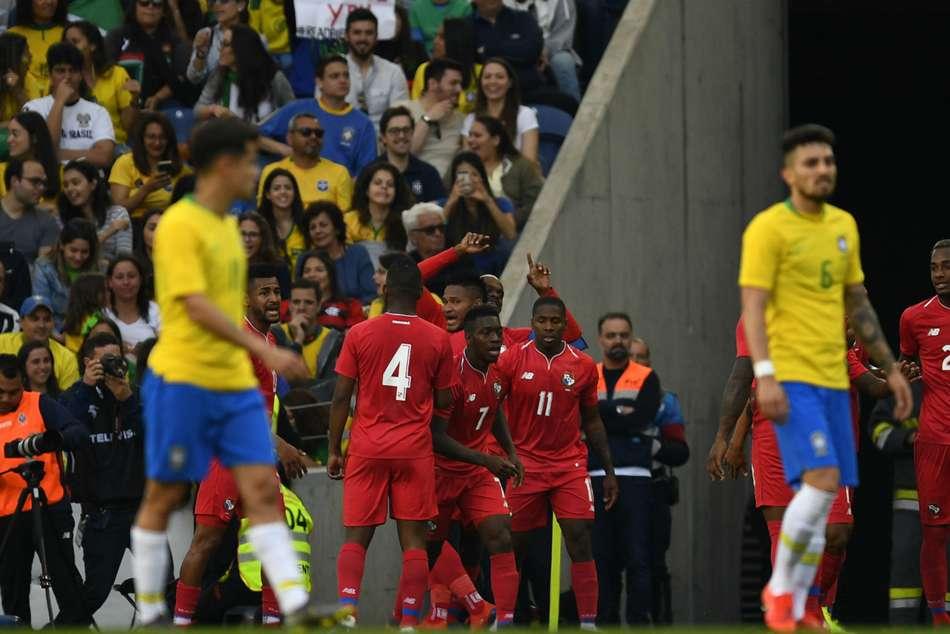 Brazil Panama International Friendly Match Report Lucas Paqueta