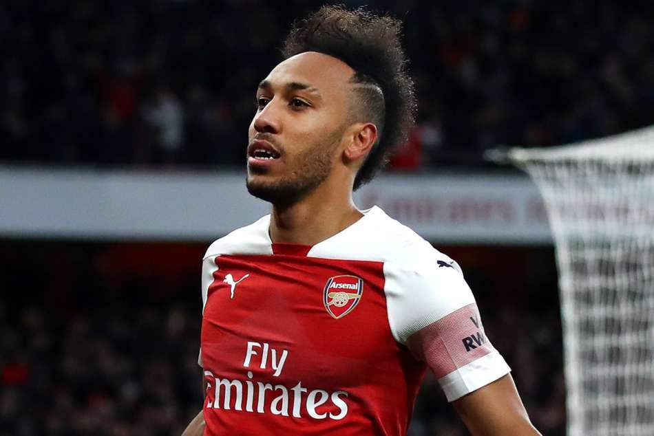 Arsenal 2 Manchester United 0 Premier League Match Report Pierre Emerick Aubameyang Scores Penalty