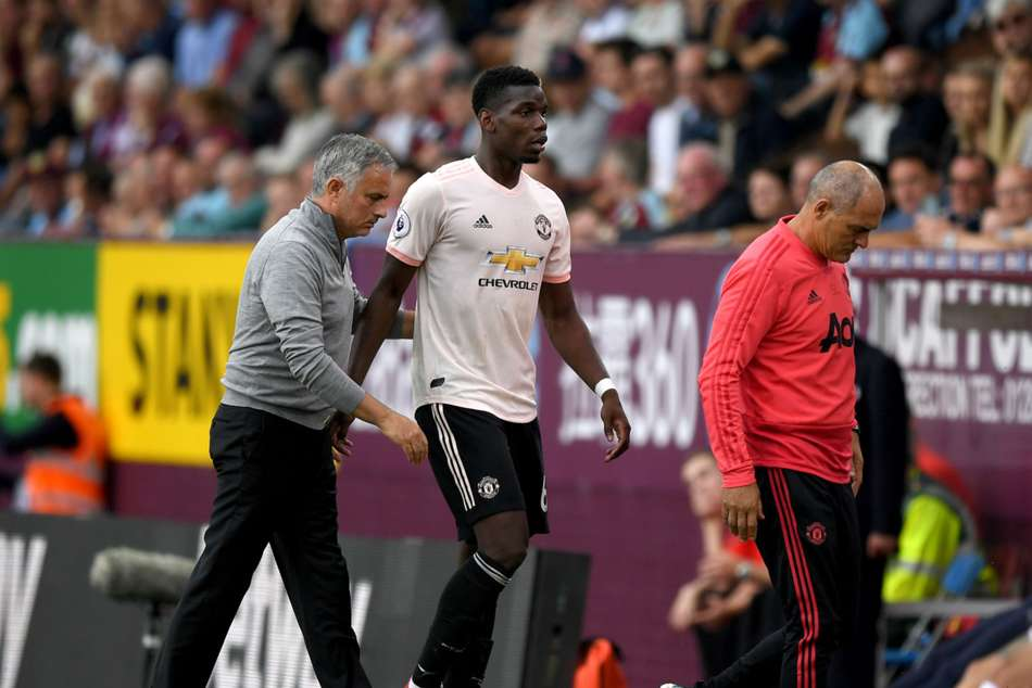 Paul Pogba Insists Jose Mourinho Sacked Due To Manchester United Results