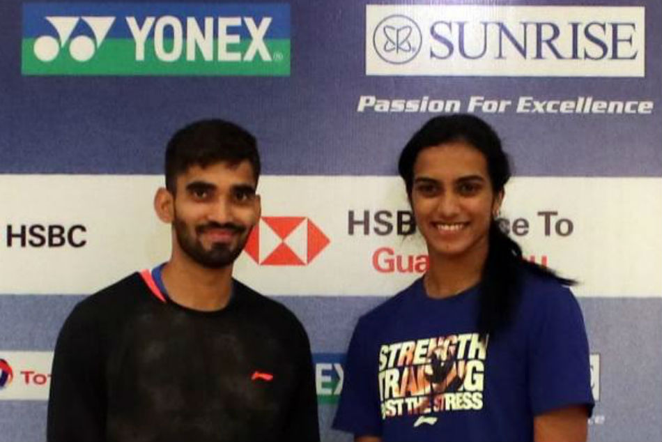 Kidambi Srikanth Pv Sindhu Aiming Second Yonex Sunrise India Open Title
