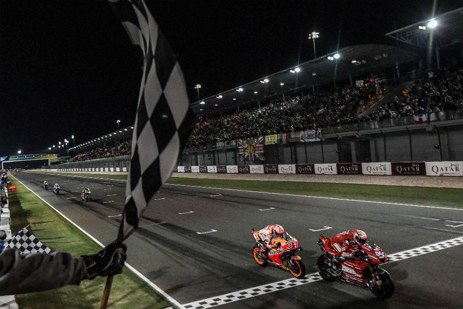 Motogp Analysis Stunner A Season Opener Qatar