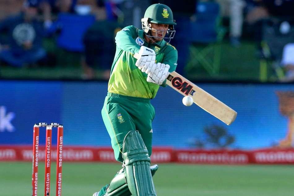 South Africa Sri Lanka Fourth Odi Quinton De Kock Fifty