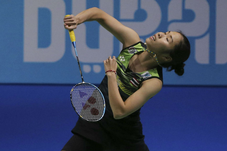 Saina Seems More Determined Playing Against Me And Sindhu Ratchanok