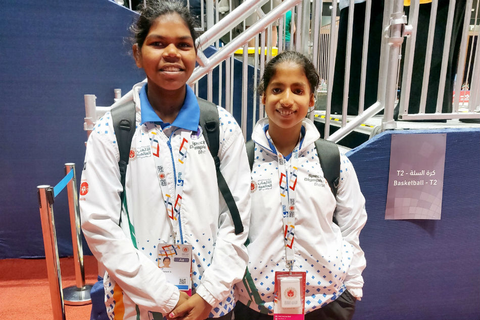 Special Olympics When Two Indian Athletes Discovered The Joy Of Sound