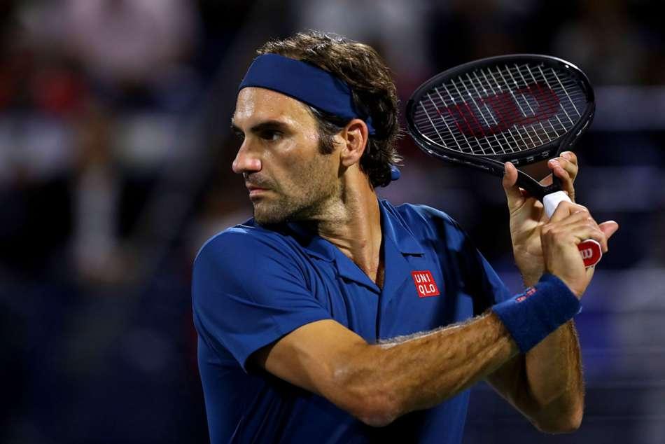 Atp Tour Dubai Tennis Championship Federer Report