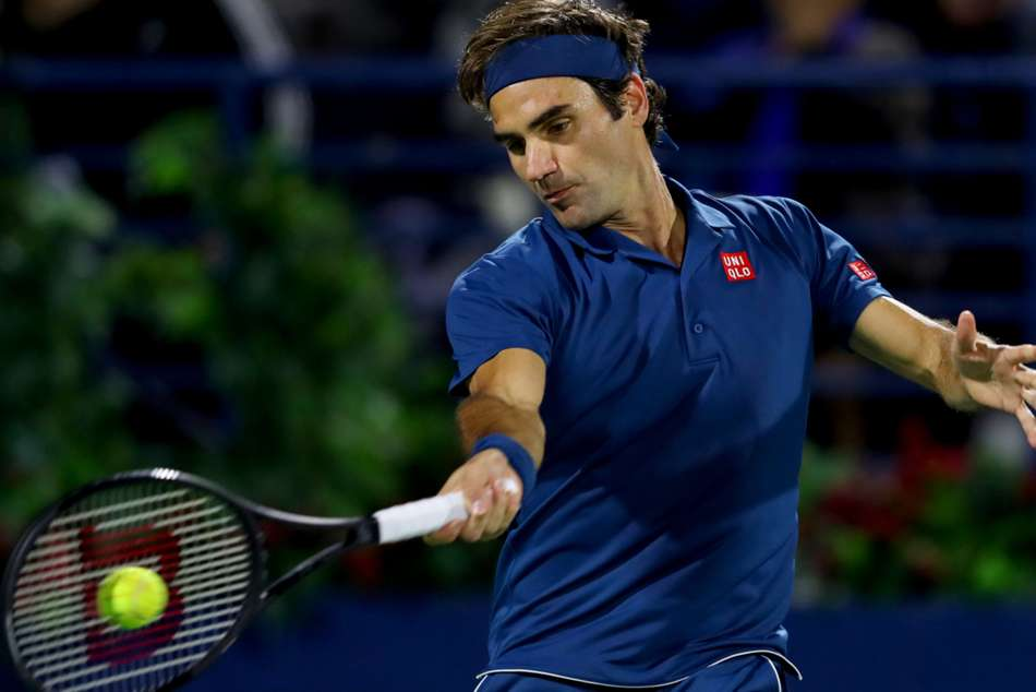 Federer Untroubled By Wawrinka At Indian Wells Masters
