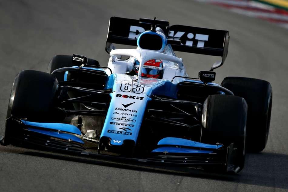 F1 2019 Pre Season Report Williams