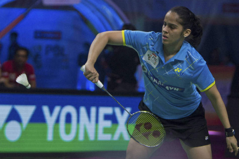 Saina Sameer Look Put Behind England Disappointment At Swiss Opne