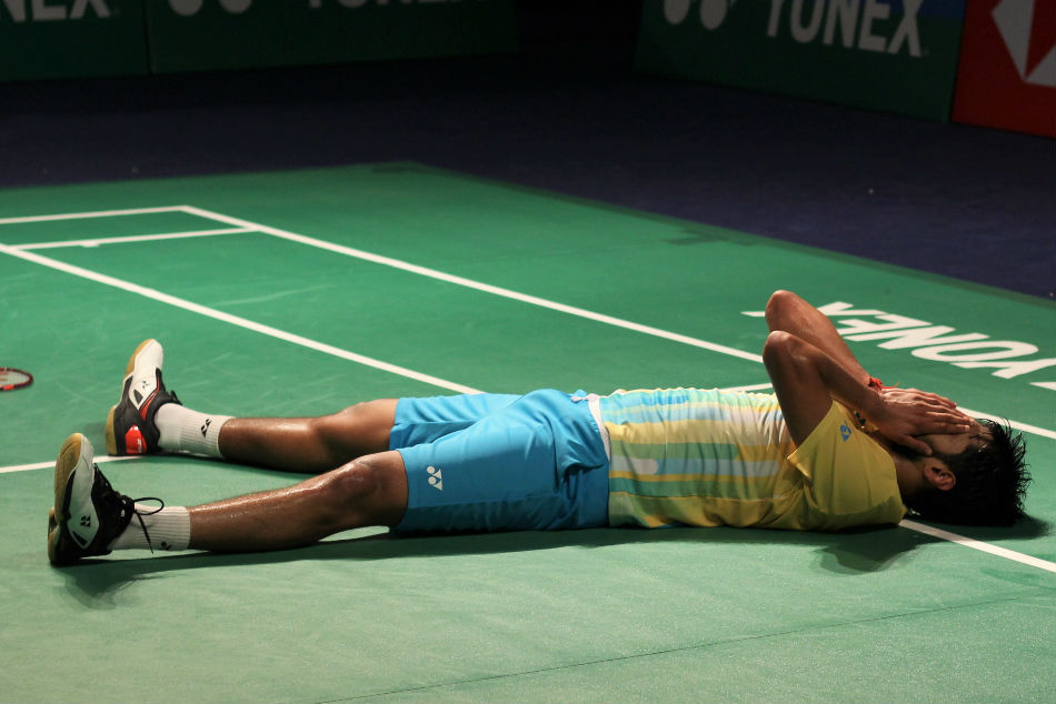 Sai Praneeth Edges Sameer In All Indian Thriller Kashyap Cruises Yonex Sunrise India Open