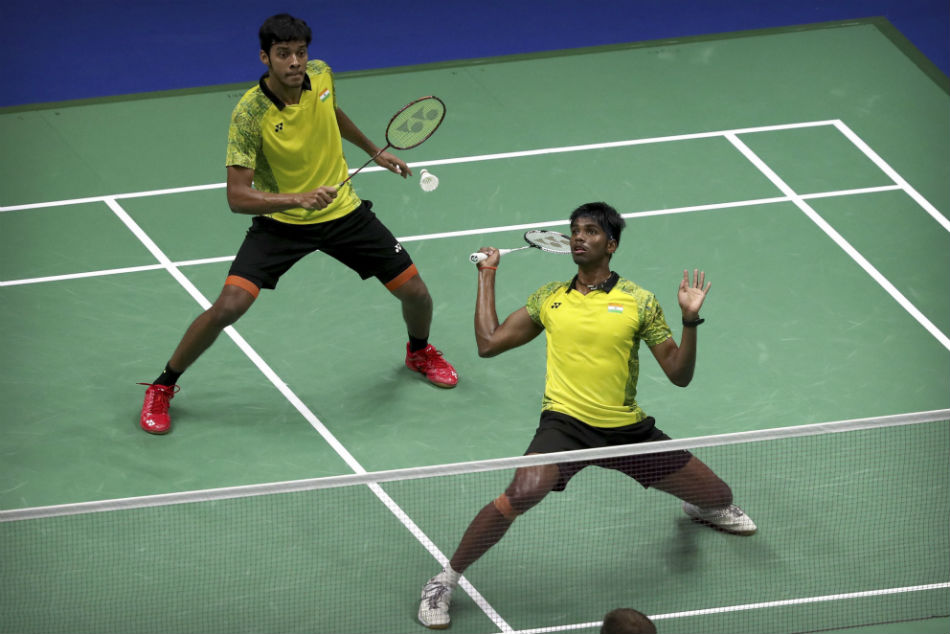 Satwik Chirag Pull Of India Open Regain Fitness Form Ahead Of Olympic Qualification