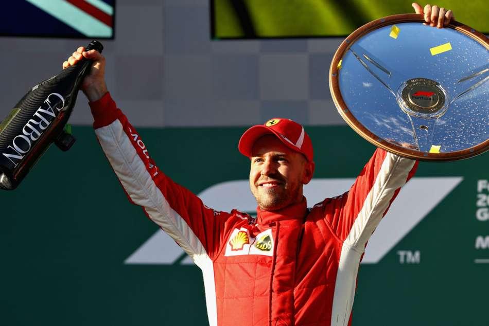F1 Raceweek Vettel Eyes Schumacher Record Australian Gp In Numbers
