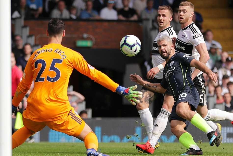 Fulham 0 Manchester City 2 Guardiola S Men Back On Top