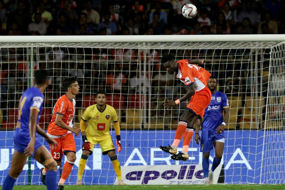 Isl Fcg 0 Mcfc 1 5 2 Mumbai City Win But Fc Goa Progress To Set Up Summit Clash With Bengaluru Fc