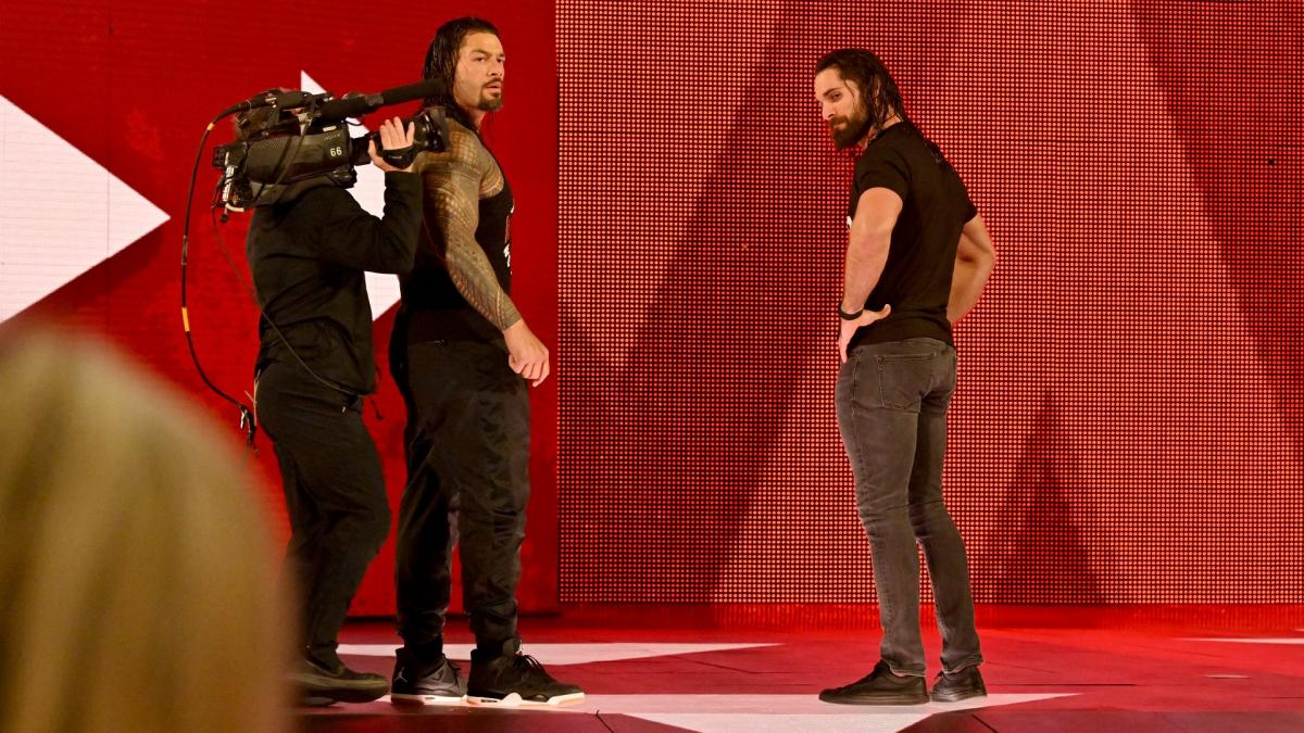 Spoiler On A Bigger Shield Reunion On Tonight S Wwe Raw
