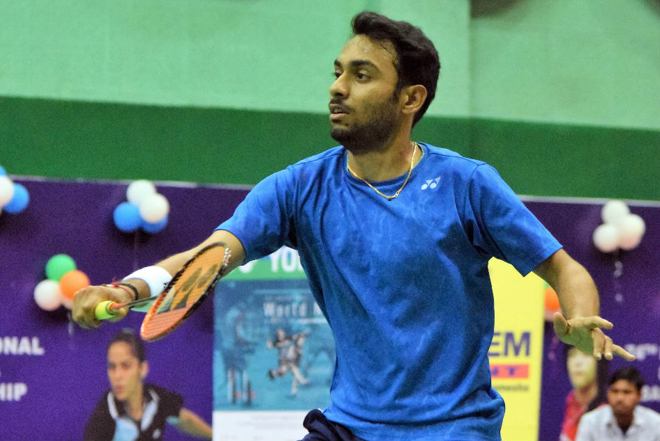 Hs Prannoy Sourabh Verma Lead Indian Challenge At Badminton Asia Mixed Team Championships