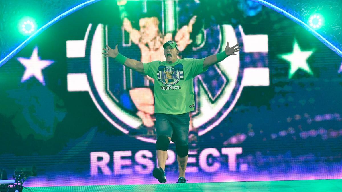 Spoiler On John Cena Getting A Championship Match At Wrestlemania
