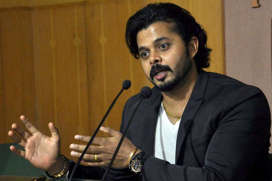 vSupreme Court sets aside life ban on Sreesanth, asks BCCI to reconsider quantum of punishment