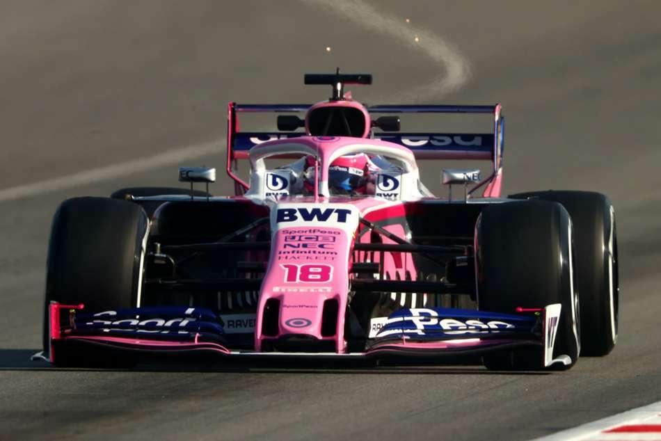 F1 2019 Pre Season Report Racing Point