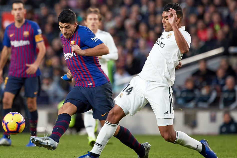 La Liga Feature Changes Galore As Real Madrid Barcelona Are