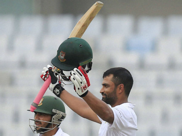 4. Tamim Iqbal moves up
