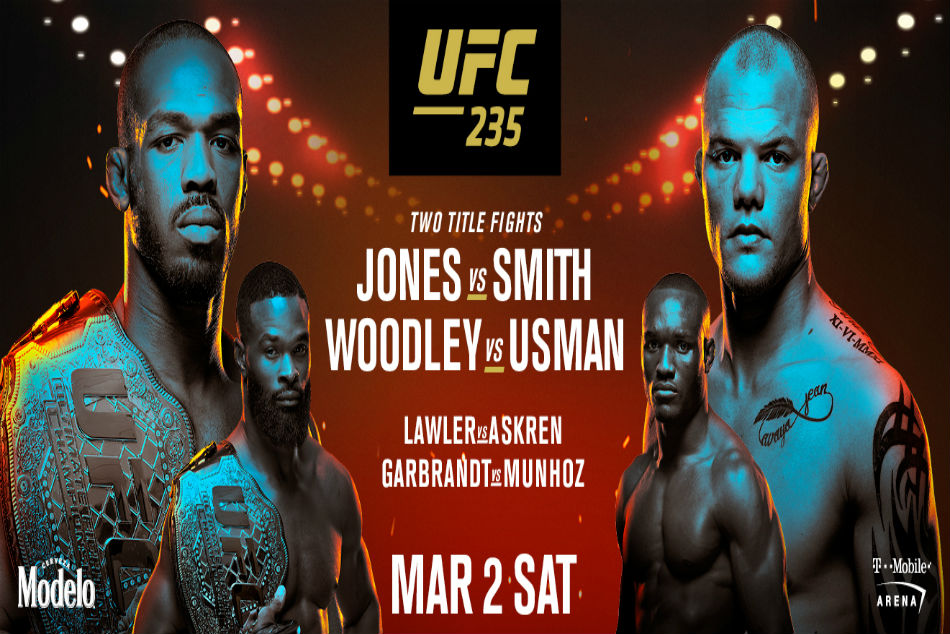 Ufc 235 Fight Card