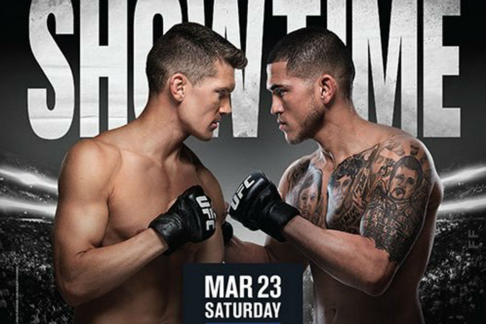 Ufc Fight Night 148 Thompson Vs Pettis Fight Card Schedule