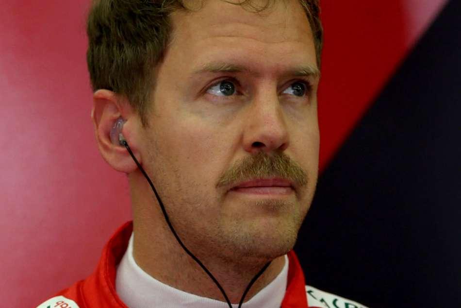 Vettel Plays Down Impressive Ferrari Showing In Practice