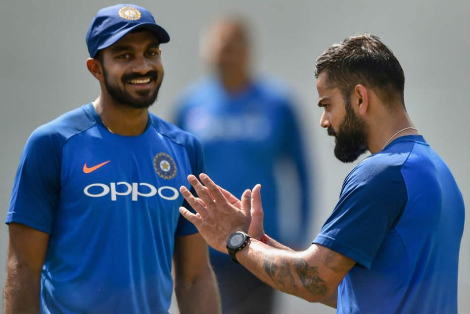 Vijay Shankar Not Looking At World Cup 2019 At This Point