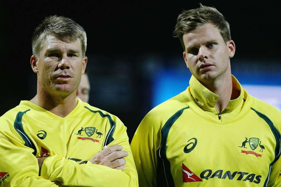 Smith Warner Australia Pakistan Odi Series