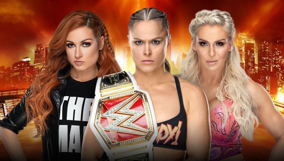 Wwe Wrestlemania 35 Feature First Ever Womens Main Event