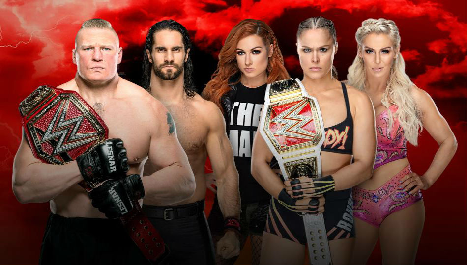 Wwe To Crown Two New Champions At Wrestlemania