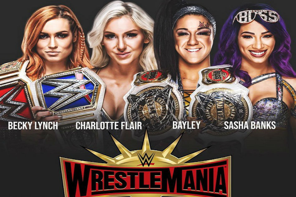 Spoilers On Big Finish Planned For Wwe Wrestlemania 35 Main Event
