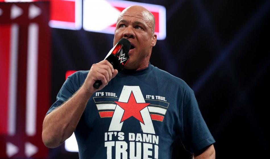 Potential Opponent Kurt Angle Farewell Match At Wwe Wrestlemania 35