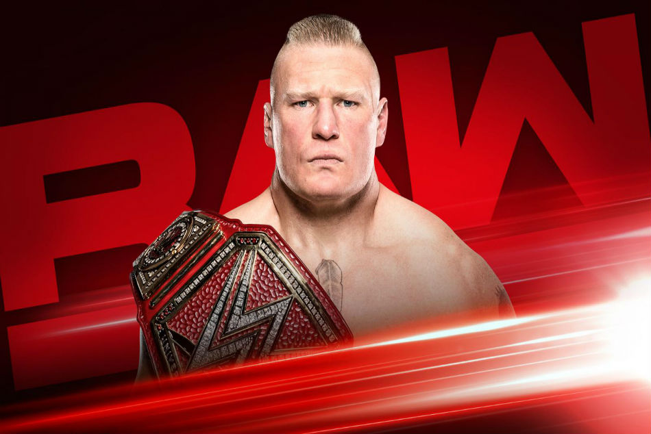 Wwe Monday Night Raw Preview And Schedule March 18 2019 Mykhel