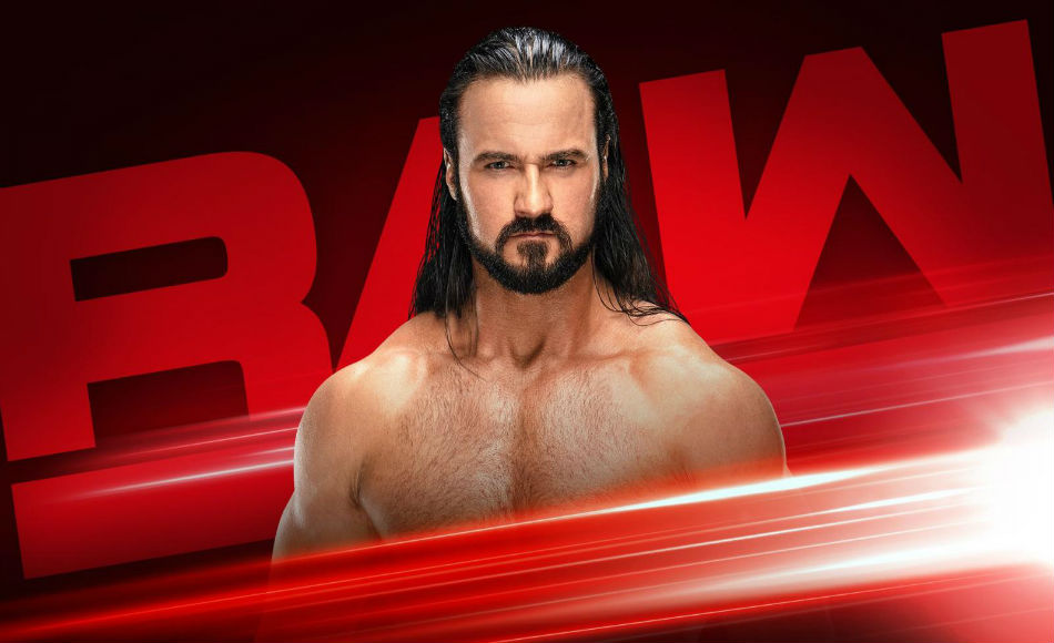 Wwe Monday Night Raw Preview Schedule March 25