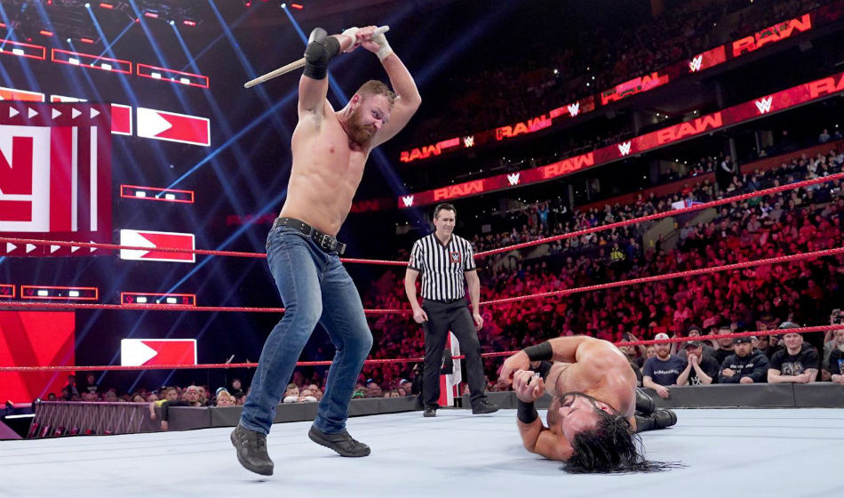 Wwe Monday Night Raw Results And Highlights March 25