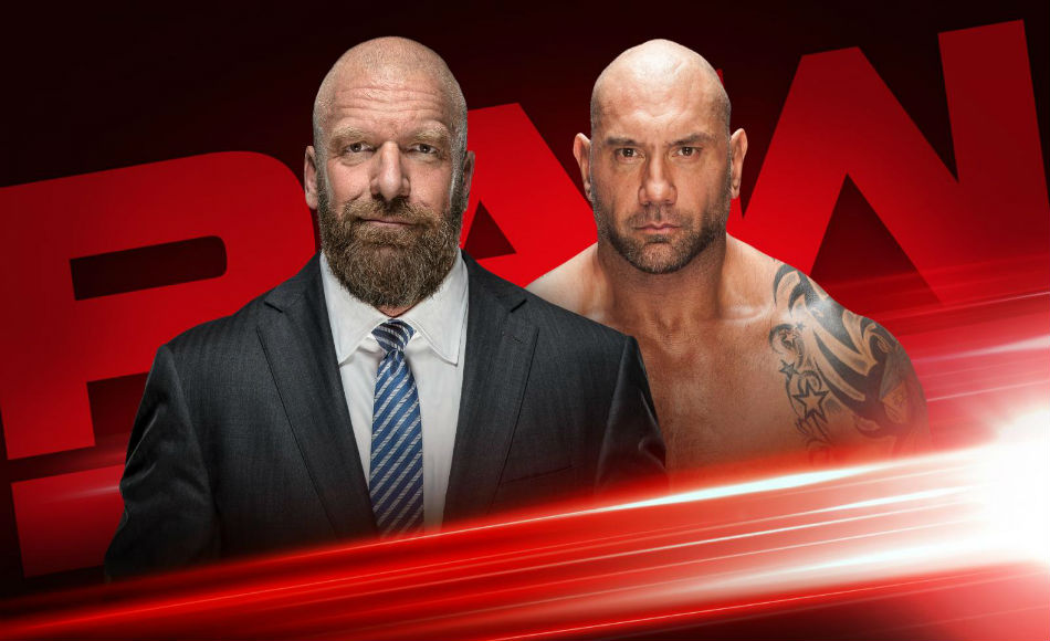 Wwe Monday Night Raw Preview Schedule March 11