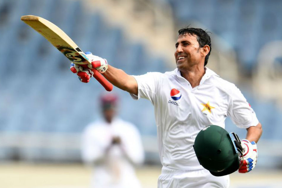 Former captain Younis Khan. (File photo)