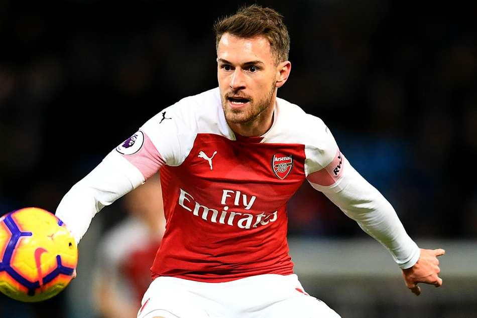 Unai Emery Aaron Ramsey Arsenal Premier League Europa League Juventus