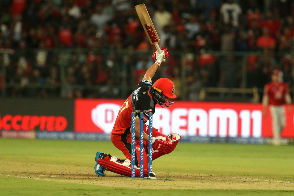 Ipl 2019 Royal Challengers Bangalore Beat Kings Xi Punjab By 17 Runs Highlights Ab De Villiers
